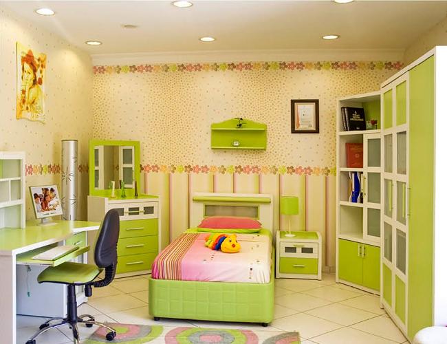 15平米小卧室设计图